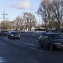 В Дніпропетровську відбувся масштабний автопробіг на підтримку Євромайдану