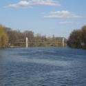 Кривий Ріг. Міст через річку Інгулець.