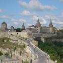 Замок у Камянець-Подільському