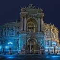 Нічна Одеса. Театр