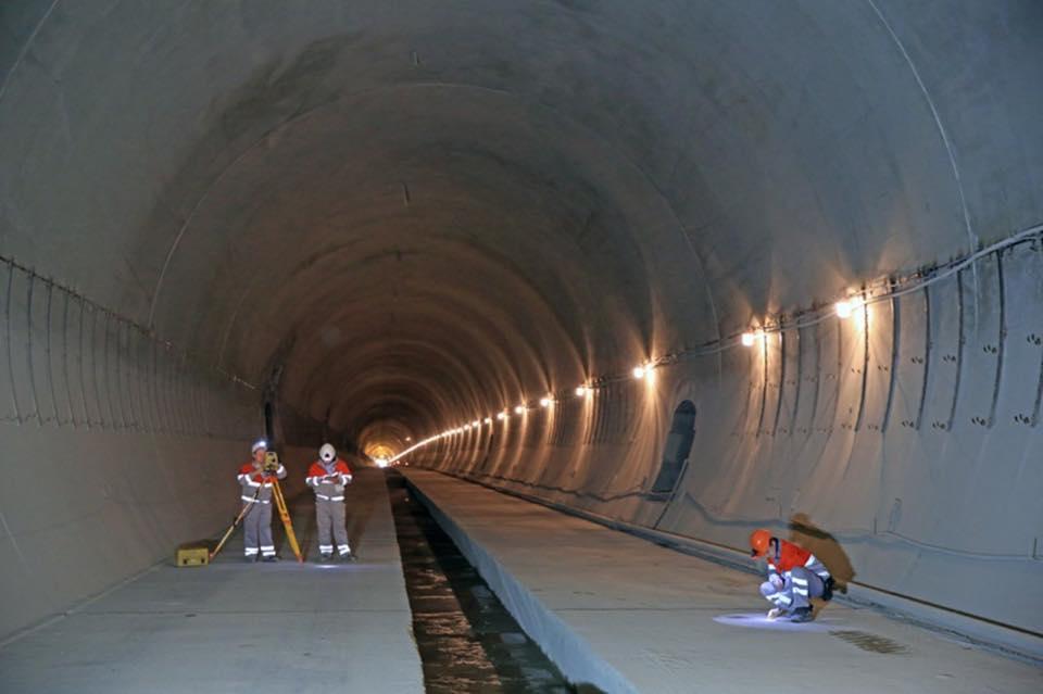 Бескидський тунель