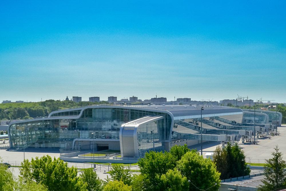 Аеропорт «Львов» підписав контракт з Ryanair