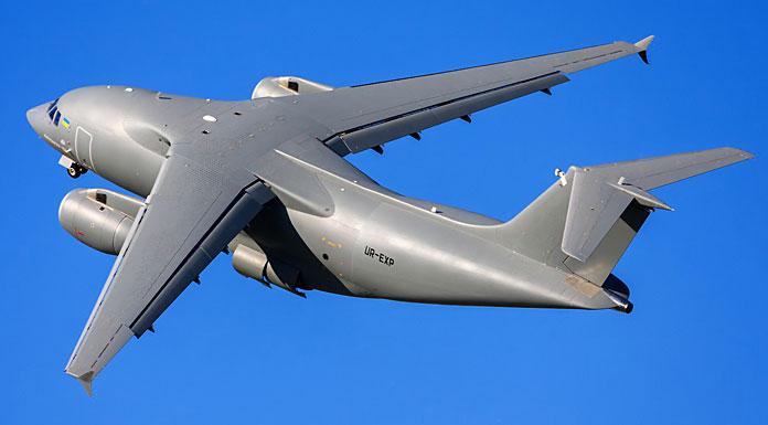 Військовий транспортний літак Ан-178, Україна