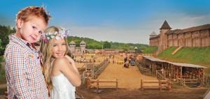 Безкоштовна подорож у Середньовіччя: благодійна акція для школярів України триває