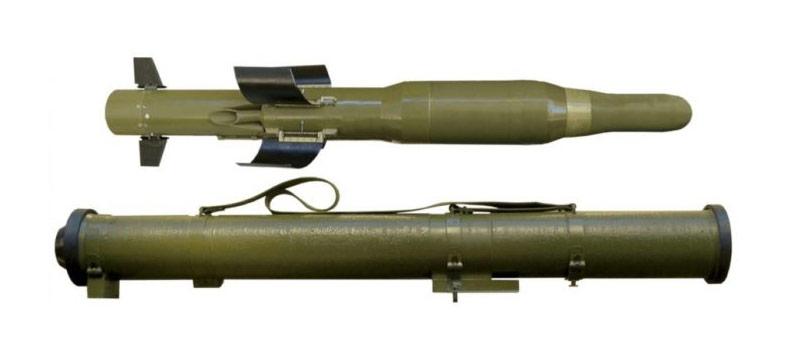 Легкий переносний ракетний комплекс «Корсар»